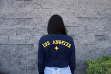 Load image into Gallery viewer, LA96 Fleece Crop Top
