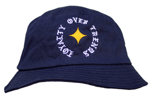 Loyalty Over Trends Bucket Hat