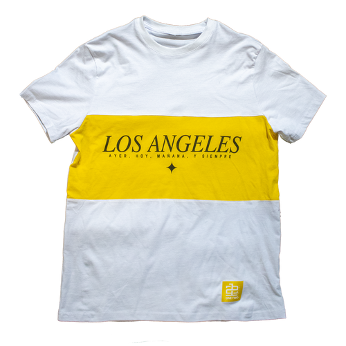 Los Angeles Siempre Three Panel Tee