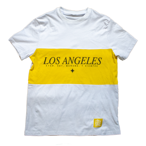 Los Angeles Siempre Three Panel Shirt