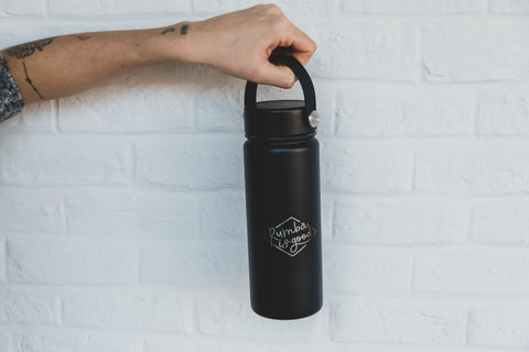 pantai cobranding rumba is good bottle insulated bottle