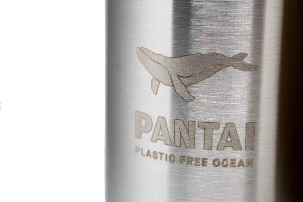 PANTAI EUROPE | INSULATED BOTTLE | TERMO | PLASTIC FREE OCEAN | ECO-FRIENDLY
