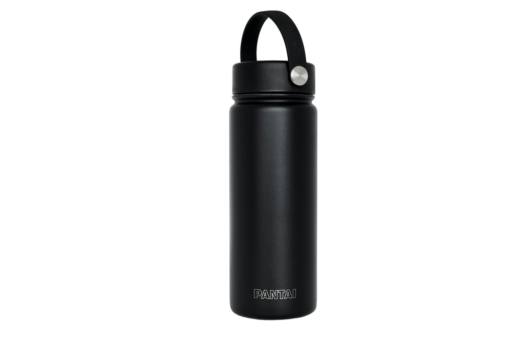 pantai plastic free single wall bottle botella reusable