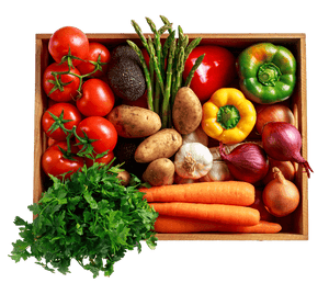 Fresh Fruit & Veg Boxes Delivered