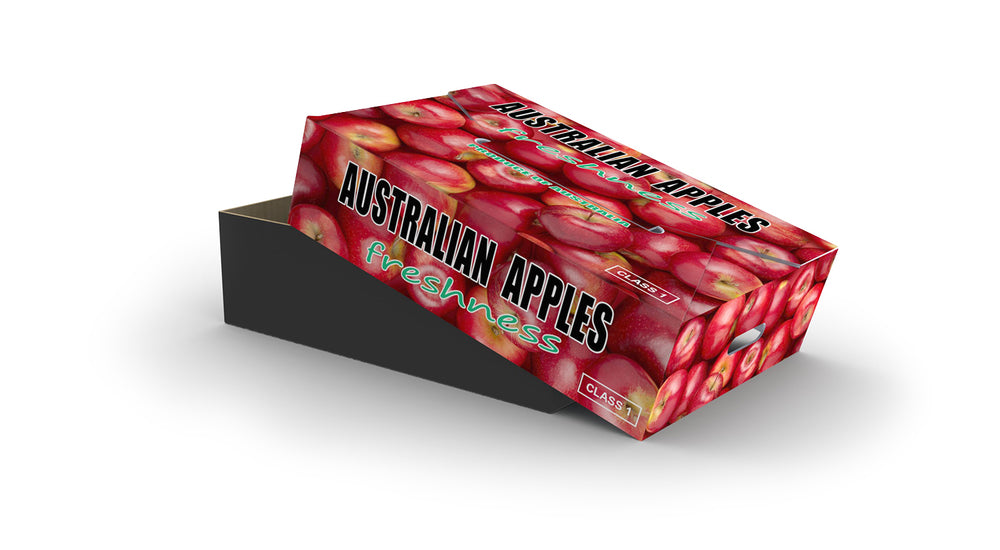 Apple Bravo - Carton 12kg