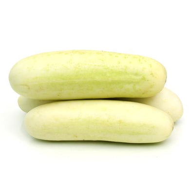 Cucumber White - each