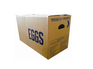 Eggs 600g Caged / Carton X 15 dozen