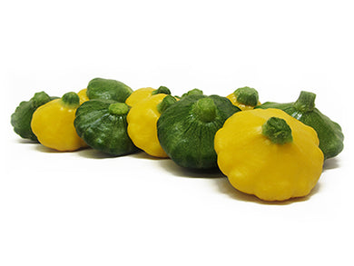 Squash Yellow Button - per kg