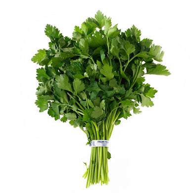 Herbs Parsley Continental Flat - per bunch