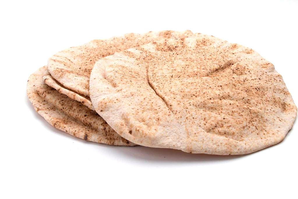 Bread Lebanese Wholemeal