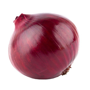 Onion Red Salad Large - per kg