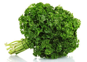 Herbs Parsley English Curly - per bunch