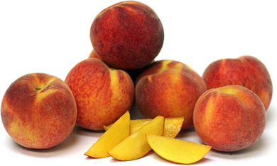 Peaches Yellow - per kg