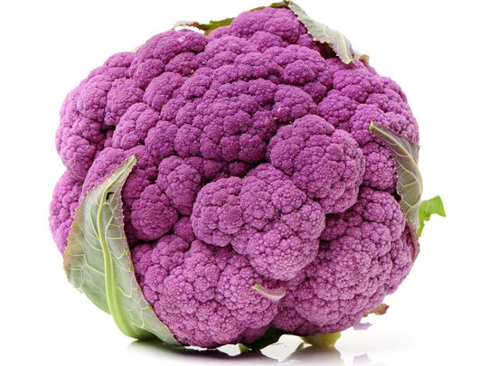 Cauliflower Purple - whole