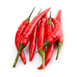 Chilli Birds Eye Red - per kg