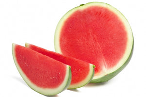 Watermelon Seedless - half