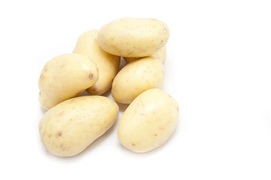 Potatoes Washed White Large - per kg