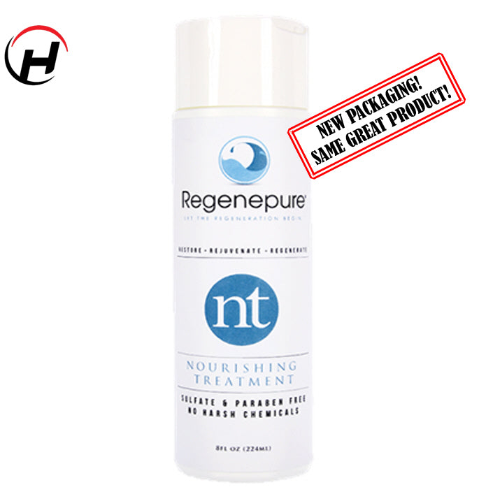 Regenepure NT Nourishing Treatment Shampoo 224ml