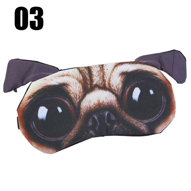 Cute Animal Sleeping Mask