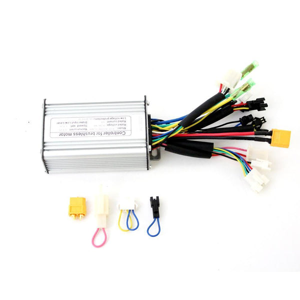 24V 36V 48V 250W 350W eBike Brushless DC Controller support Regenerative Function
