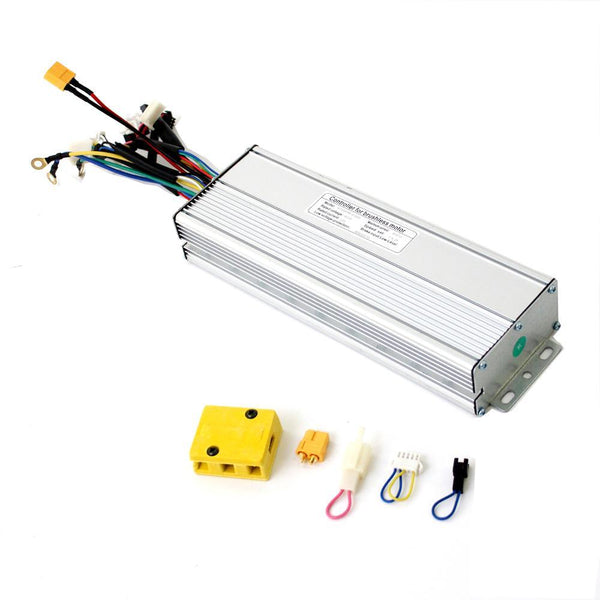 36V 48V 1200W 1500W eBike Brushless DC Controller support Regenerative Function