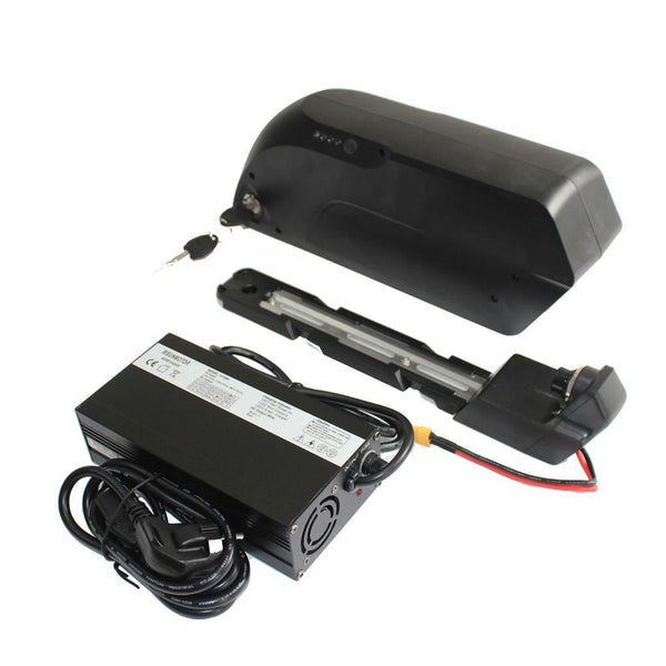 48V 11.6AH 14.5AH Panasonic TigerShark Frame Case Lithium Battery