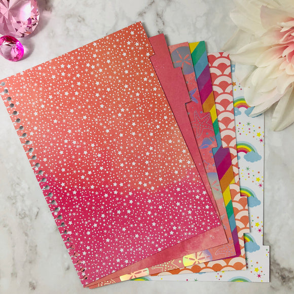 """FairyTales"" Mini Recollections Divider Set"