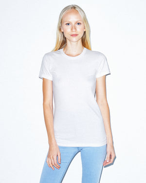 American Apparel:2102W-White