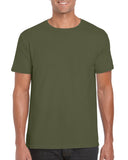 Gildan:64000-Military Green