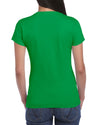 Gildan:64000L-Irish Green