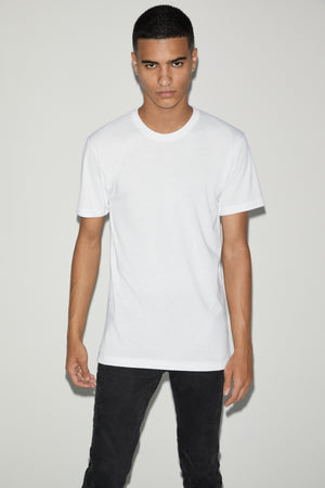 American Apparel:BB401W-White