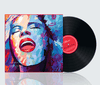 12 inch vinyl packaged in CMYK full colour printed cardboard jacket (3mm spine)