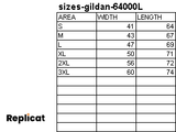 Gildan:64V00L-RS Sport Grey