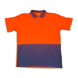 CoolDry (c) Micro-mesh Safety Polo
