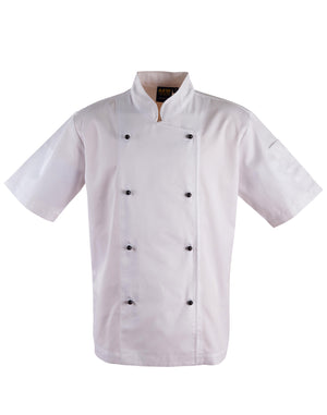 Chefs Jacket Short Sleeve