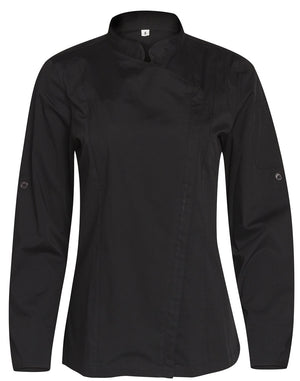 Ladies Functinal Chef Jacket