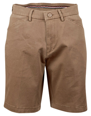 Ladies Stretch Cotton Chino Shorts