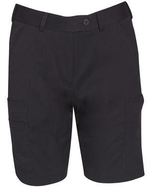 Ladies Utility Cargo Shorts