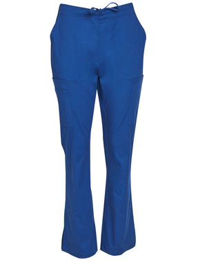 Ladies Solid Colour Scrub Pants