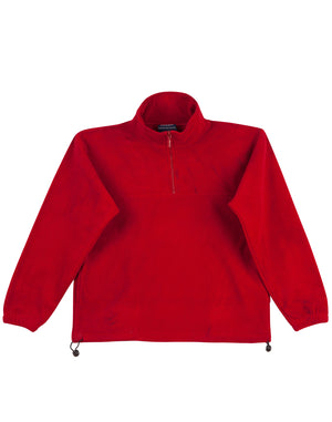 Unisex polar fleece long sleeves