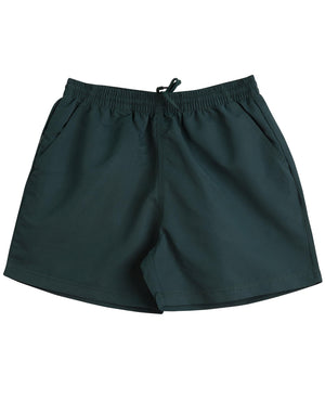 Adult microfibre shorts