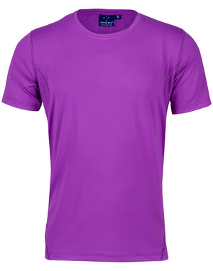 Mens Cooldry Stretch Tee