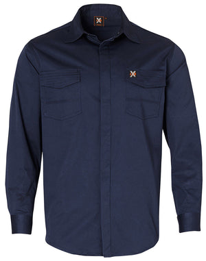 AIWX Workwear L/S Shirt