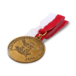 Custom Shaped Medal Metal Antique