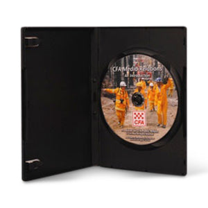 DVD Case SINGLE STANDARD 14mm Black *