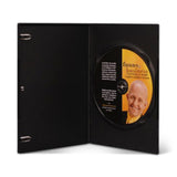 DVD Case SINGLE SLIMLINE 7mm Black