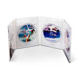 8 panel DVD (Tall) Traypack