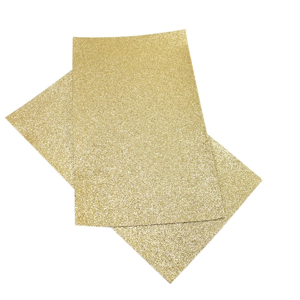 Fine Glitter ~ 0.56mm ~ Light Gold