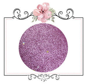 Starry Night Collection Fine Glitter ~ Pink ~ Silver & Gold Star Encrusted Christmas Craft Sheets