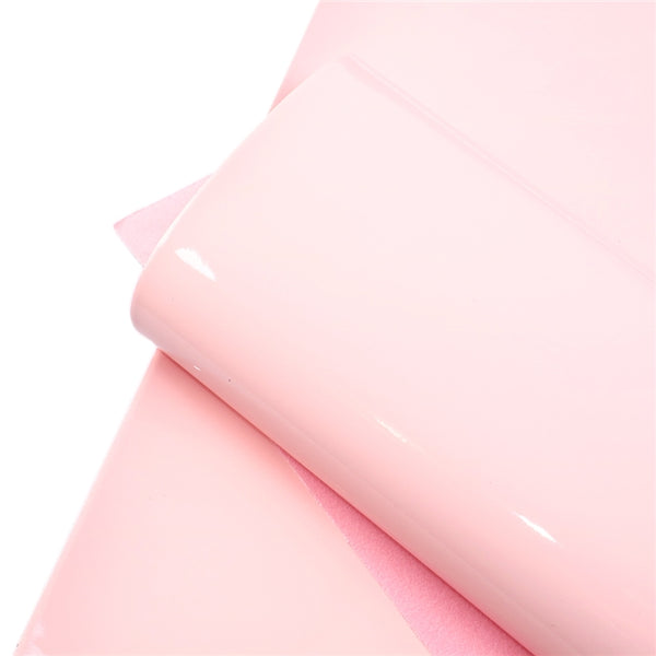 Soft PU Faux Patent Leather Sheets ~ Ballet Slipper